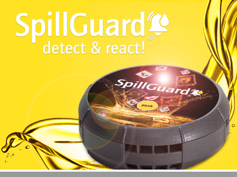 SpillGuard - detect & react!